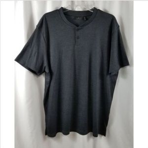 Marc Anthony Men's Polo Gray Shirt Size XXL